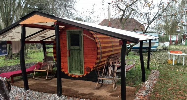 villa eden peene sauna. Black Bedroom Furniture Sets. Home Design Ideas